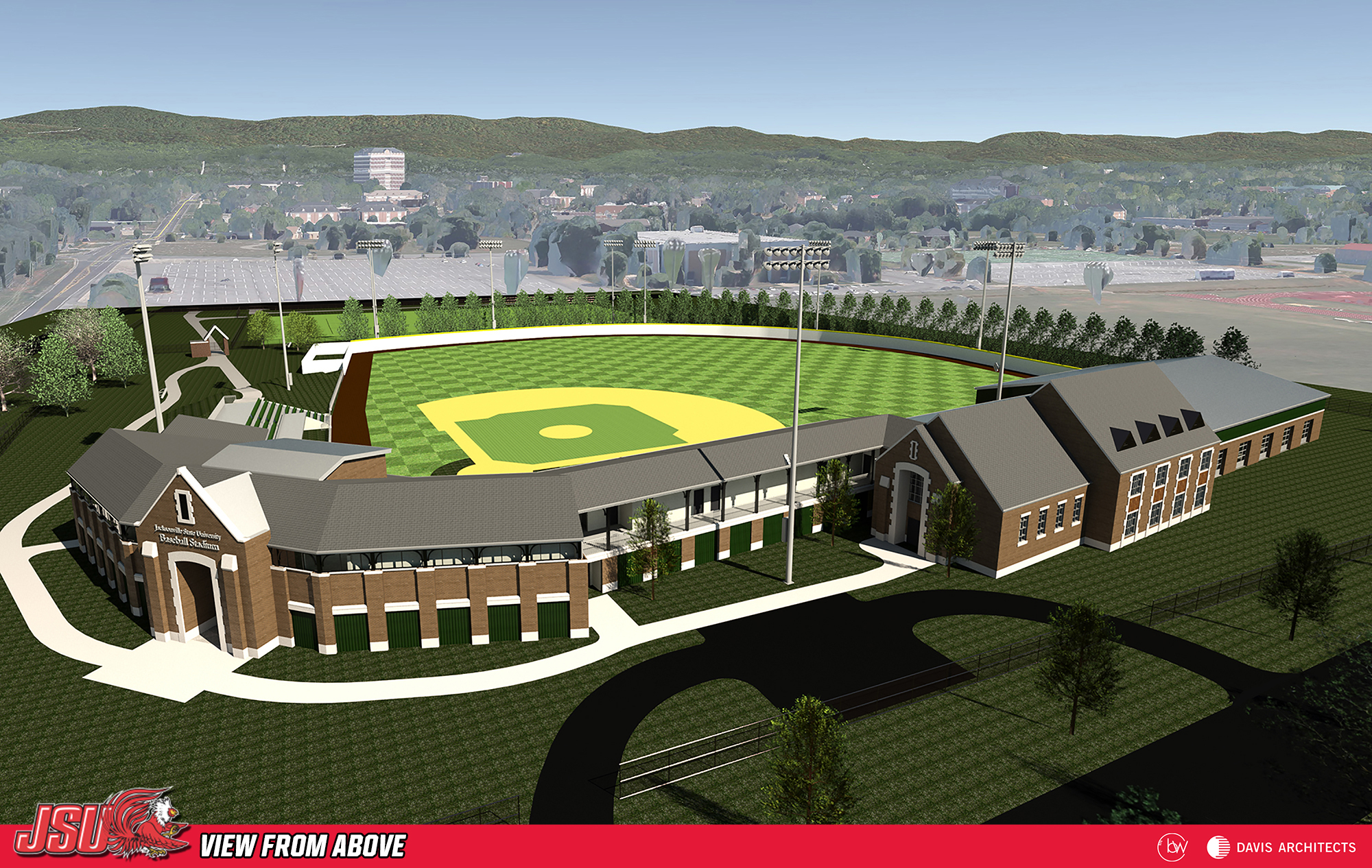 Jsu athletics jsu reveals renderings of new baseball stadium 10536 malvernweather